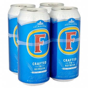 Fosters 4x440ml